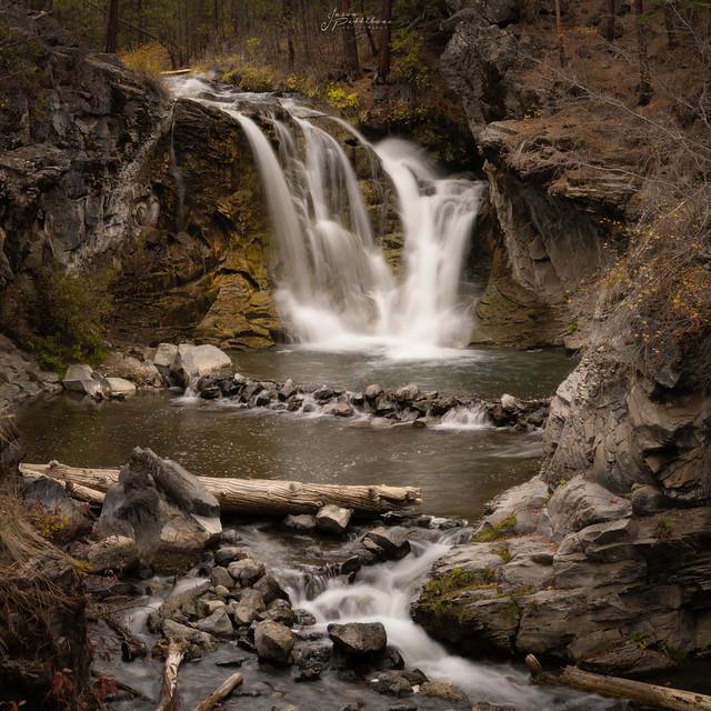 Mckay Falls - Fall 2021