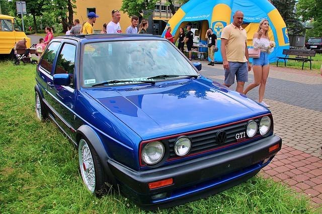 Volkswagen Golf mk2 GTI 16v