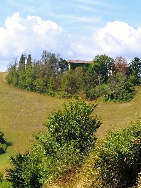 Sulle colline di Monteveglio