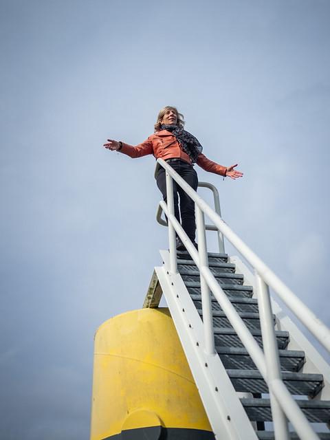 Yvonne, Amsterdam 2021: Free as a bird