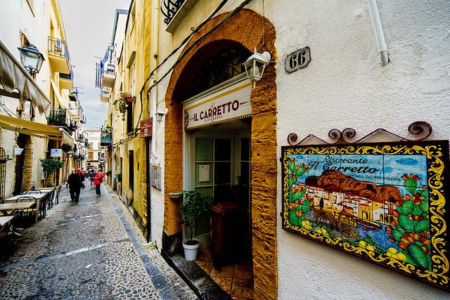 Il Carretto (The Cart) Restaurant