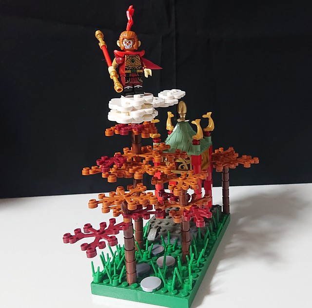 Lego journey to the west