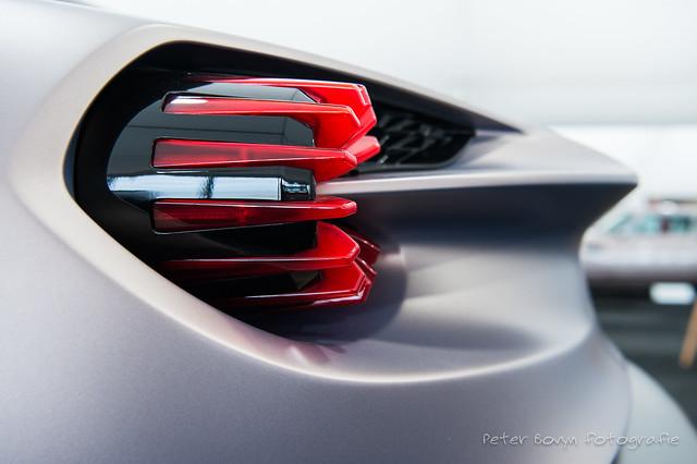 Aston Martin Vanquish Zagato Speedster - 2018