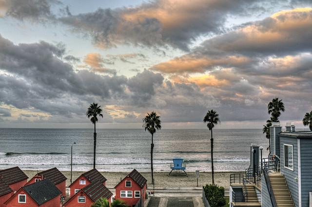 O'Side Beach Dawn 14-10-18-21-7D-24X70