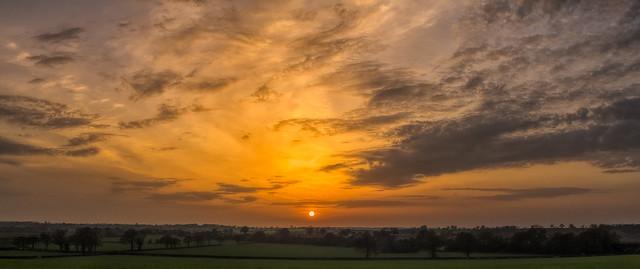 SAHARAN SAND SUNSET N0 2....31.03.21