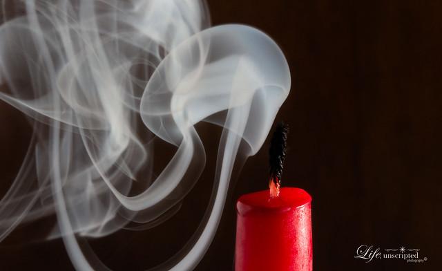 Macro Mondays, Week 42 - Smoke.