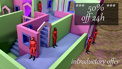 Labyrinthe 50% off 24H Only