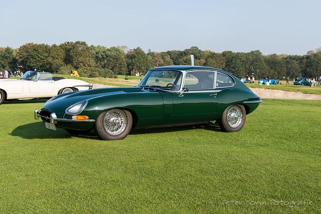 Jaguar E-Type 2+2 Series 1 - 1966