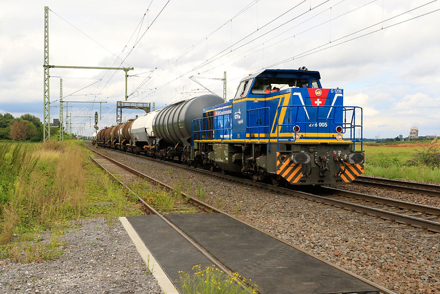276 005 - SBB Cargo - Brühl Vochem