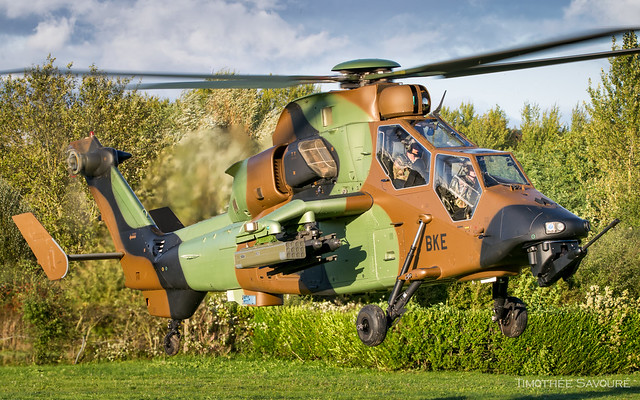 ---   Armée de Terre Airbus Helicopters EC665 Tigre   BKE