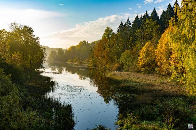 Russian autumn [EXPLORE]