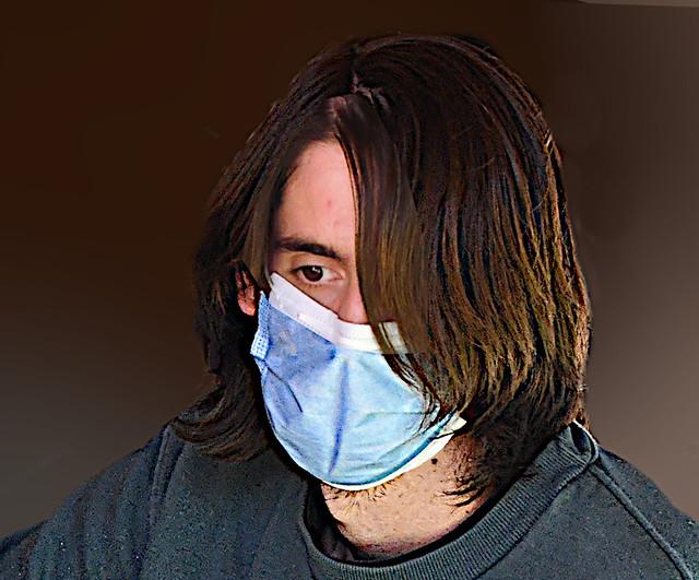 Retrato en oscuros tiempos de pandemia