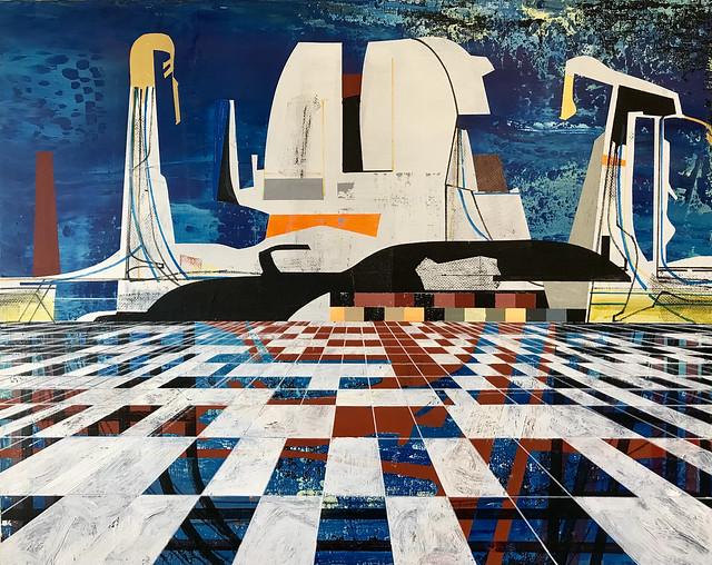 Jim Harris: High Energy Propulsion Facility - Örnsköldsvik.