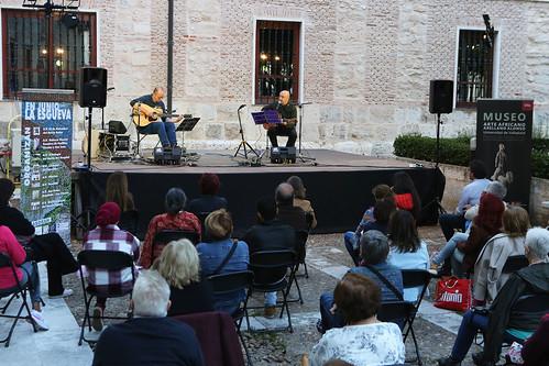 Concierto de Jaime Lafuente y Jesús Ronda