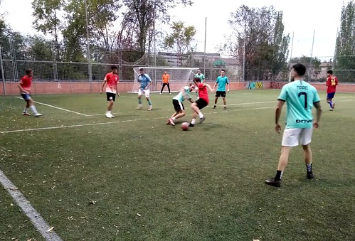FútbolEmotion F7 League 21/22