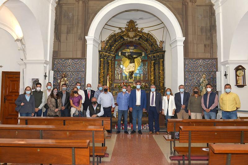 Exposición 300 centenario Cofradía S. Cristo de la Salud