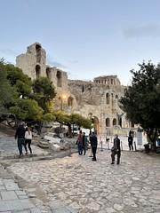Acropolis in Athens Photo Heatheronhertravels.com