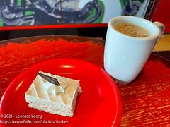Tea time at Cafe Promenade