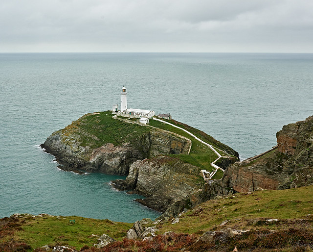 South Stack Lighthouse, Angelsey
