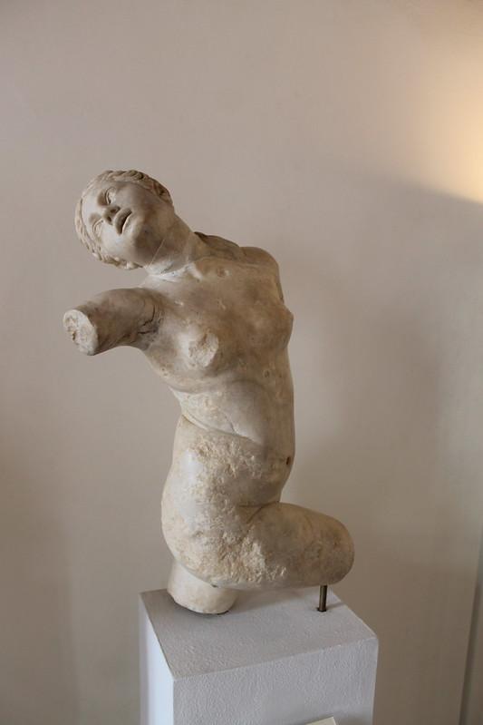 Statue of Hermaphroditus