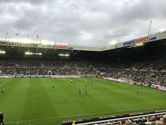 17.10.2021 NUFC 1 Spurs 3