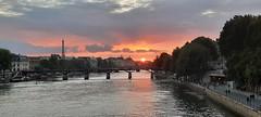 Parigi, aspettando la sera