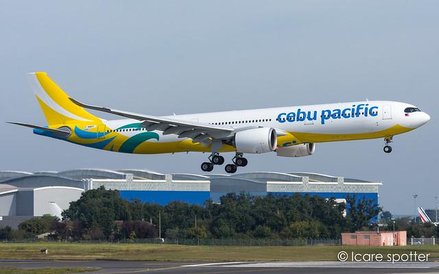 Airbus A330-941 Neo. Cebu Pacific, RP-C3900 / F-WWKP. MSN: 2001