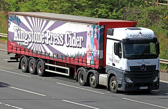 May 06 2021 beaconsfield  Aston Manor Cider DE13VGV