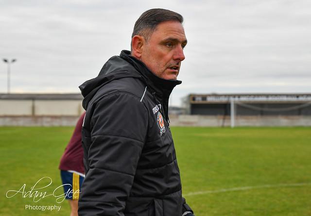AFC Blackpool Training 16/10/2021