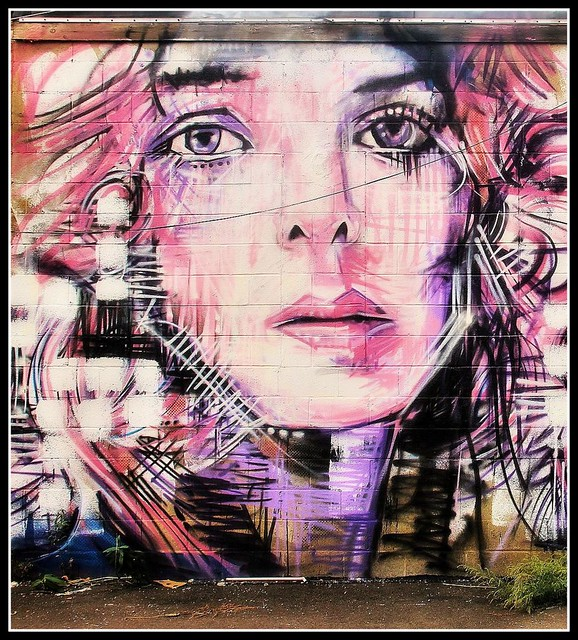 Mural by Jeremy Rayner