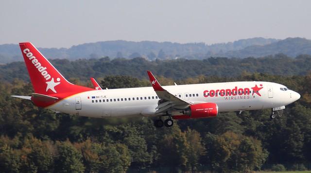 Corendon Airlines Europe, 9H-TJE,MSN 35106,Boeing 737-85R, 10.10.2021, CGN-EDDK, Köln-Bonn