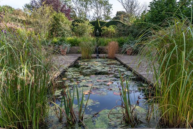 Edwardian garden at Harlow Carr