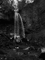 Melincourt waterfall