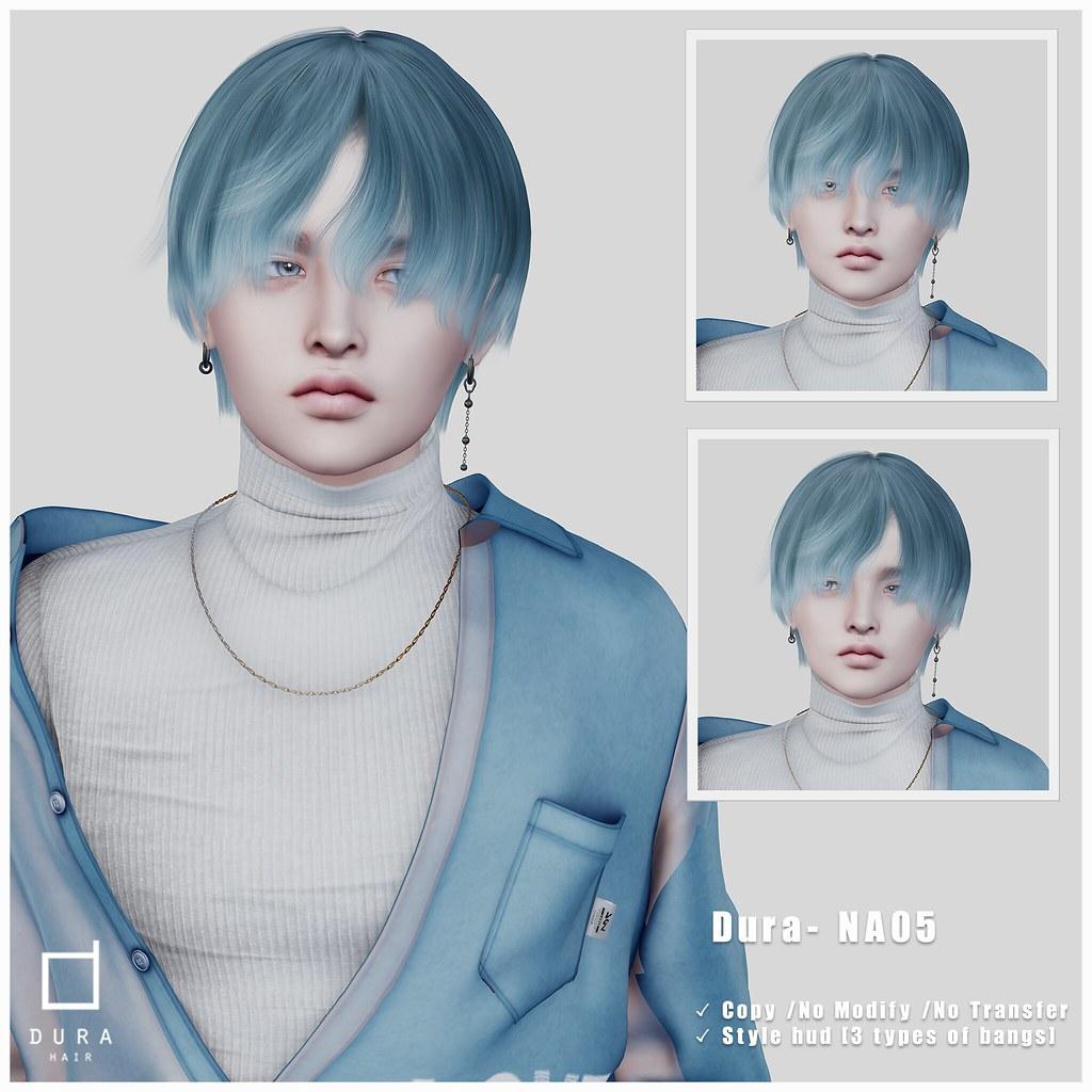 Dura-NA05 (Mens hair)