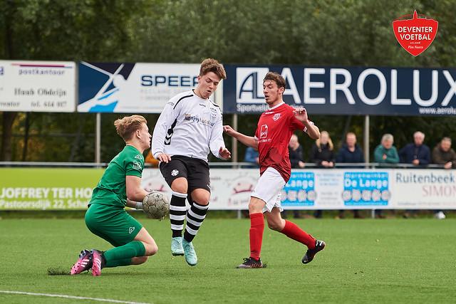 SV Schalkhaar-Wijhe '92 Deventer Voetbal 17-10-2021
