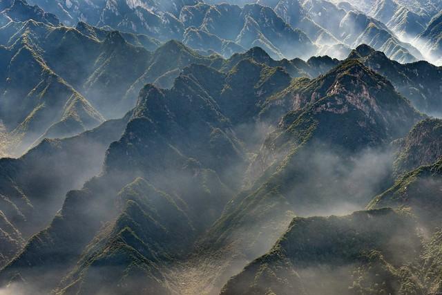 *Mystical Mountains @ color version*