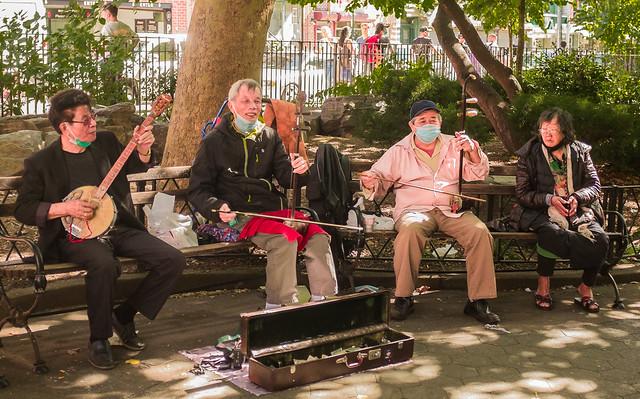 Chinatown String Band
