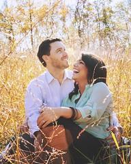 Feeling all the fall vibes today.u2800 .u2800 .u2800 .u2800 #engagement #engaged #engagementphotos #momentsovermountains #love #happy #laughter #fall #autumn #fallvibes #lookslikefilm #vsco #lensflare #tiltshift #bgky #bowlinggreenphotographer #mykentuckybride #mykybride