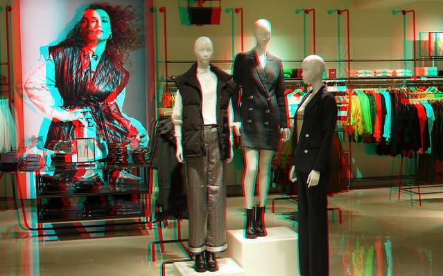 Fashion-shops Alexandrium Rotterdam 3D