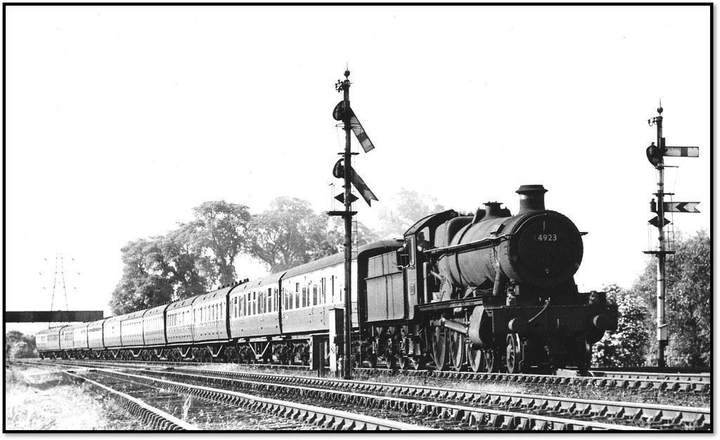 Collett Hall on Passenger at Kennington