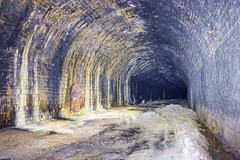 Lees Moor Tunnel - 1533yds.