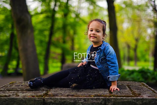 Little girl's portrait