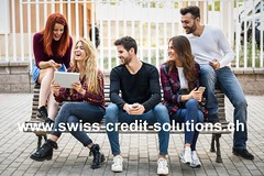 The fixed interest rate of 3.9% only at Swiss Credit Solutions