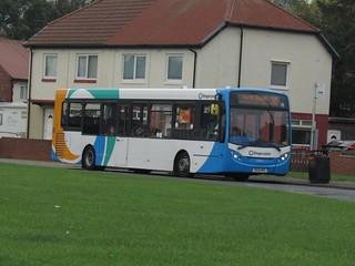 Stagecoach - 37311 - SK15HFE - SCNE20210450StagecoachNorthEast