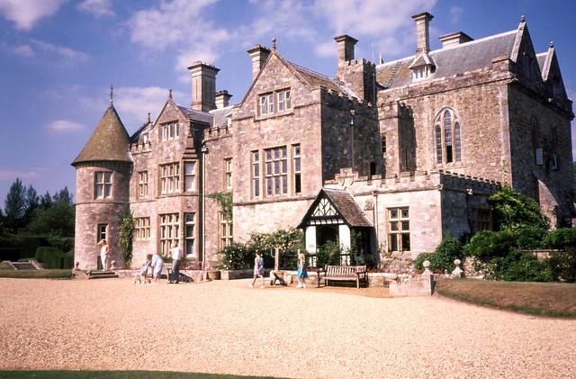 Beaulieu Palace House, July 11, 1989