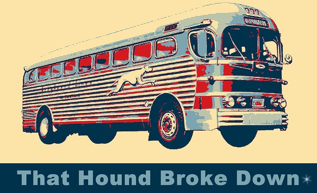 Greyhound Bus Trip