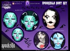 Lolapop! - Spookzilla Hunt Key