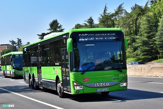 Iveco Bus Crossway 351 Auto Periferia