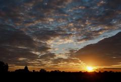Closing Time.  Cambridge sunset.  (由  Paul Dermot Gallagher