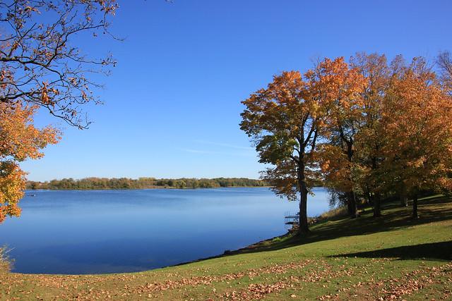 Fall On Rice Lake . . .